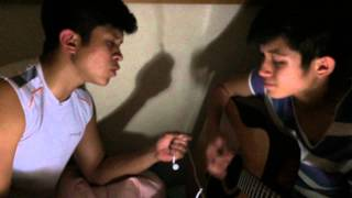 dahsyat mojo simple cover by shamin and haikal farid :