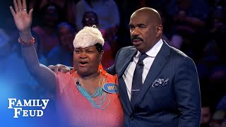 Watch out! Watsons 'bout to win Fast Money! | Family Feud
