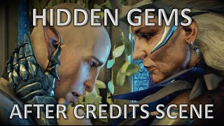 Dragon Age: Inquisition Hidden Gems | After Credits Scene with Solas and Flemeth