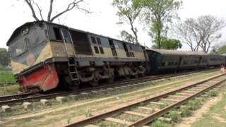 Mymensingh Amazing train Accident in the Worlds