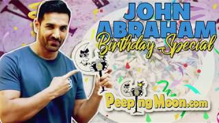 Birthday Special: In Conversation With | John Abraham