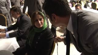 Mrs. Manizha Bakhtari, Norway's Ambassador  Afghanistan !!! Sesongavslutnings 2013 ( Norway )