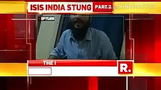 Republic TV Stings India ISIS Module Arnab Goswami And Team Exposes Hydrebad Boys Islamic Bad Use