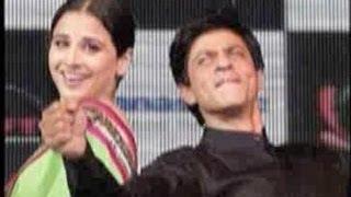 Shahrukh Khan & Vidya Balan might share screen space