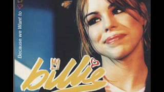 Billie Piper - Because We Want To (Extended Mix Version)
