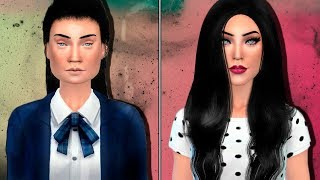 FROM UGLY TO BEAUTIFUL - The Sims 4 Machinima