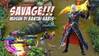 Alucard Dapet Savage di Pake Cold Bocah 14 tahun • Bakalan Jadi Top 1 Global Alucard ni Bocah