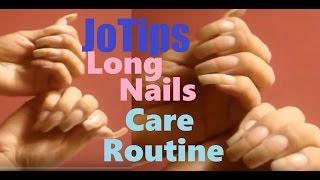 Long Nails - JoTips