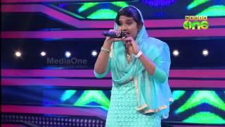 Pathinalam Ravu Season2 (Epi73 Part1) Fathima Fidha comes with a beautiful song