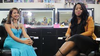 #PSON3 Durban Masterclass Mishka Interviews Uzalo Make-Up HOD