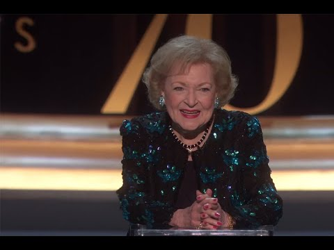 Xxx Mp4 70th Emmy Awards A Celebration For Betty White 3gp Sex