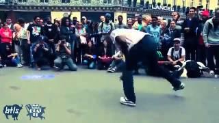 Marocain Style Street Dance