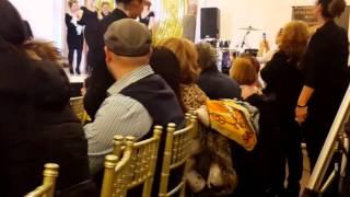 Iranian Bridal show .رقص زیبای خانم ایرانی در شوی عروس ایرانی در تورنتو