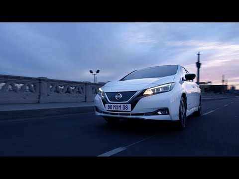 """New Nissan LEAF 2018 commercial """"SIMPLY AMAZING"""""""