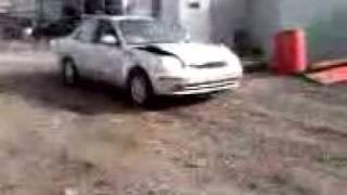 Daewoo 30mph impact