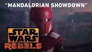 Mandalorian Showdown - Imperial Supercommandos Preview | Star Wars Rebels