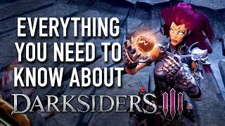 Everything You Need To Know About Darksiders III | ArcadeCloud