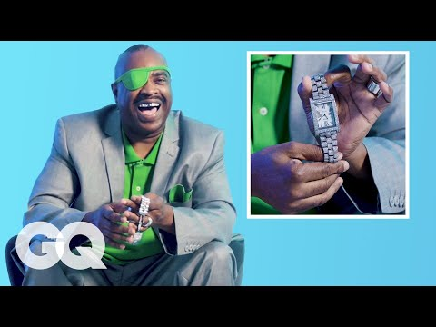 Slick Rick Shows Off His Insane Jewelry Collection GQ