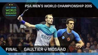 Squash: 2015 PSA Men