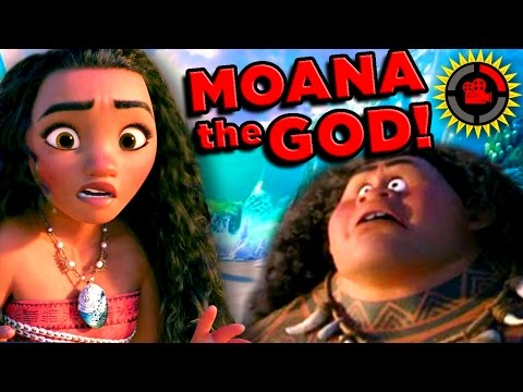 Film Theory: Disney Moana's SECRET Identity REVEALED! (Moana)
