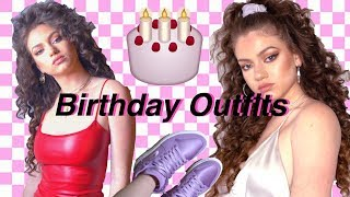 Help Me Pick My Birthday Fit! | Dytto