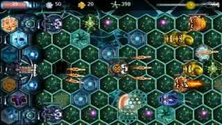 Cell Planet Tower Defender - Android game trailer