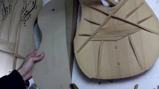Making classical guitar from SCRATCH! -part 1-