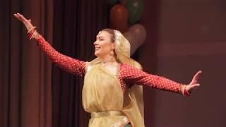Tarana Tori by Yulia Kardashova (Chakkar dance group)