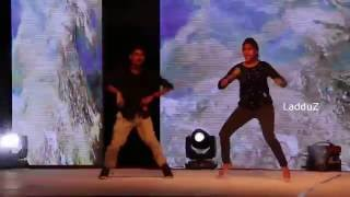 Express raja ramcharan medly dance by lovely girl,u will definitly like her attitude