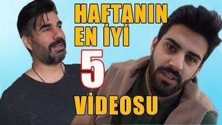 Haftanın En İyi Top 5 Videosu!