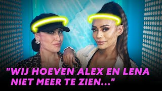 "YASMINE EN LISA (EOTB): ""Wij Zijn De Psycho Queens Van Ex On The Beach"" 