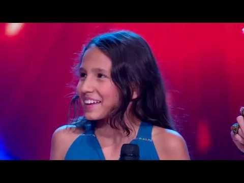 Mariana cantó Así no te amará jamás - LVK Col - Audiciones a ciegas - Cap 7 – T2