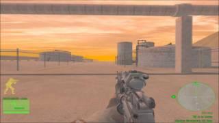 Delta Force Black Hawk Down: Team Sabre Iran Campaign Mission 5