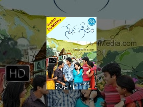 Sneha Geetam Telugu Full Movie || Venky, Shreya, Sandeep || Madhura Sreedhar || Suri Kashyap