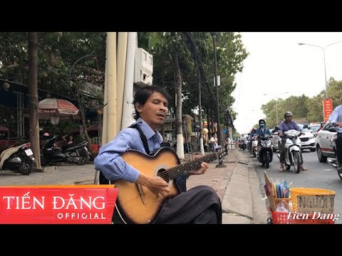 Bản hòa tấu guitar đường phố cực hay Tiến Đăng