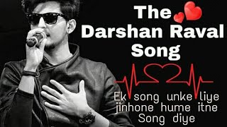 The Darshan Raval Anthem | Official Video- Latest New Hit Song