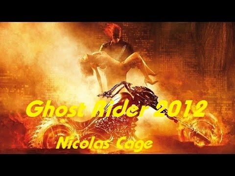 Ghost Rider 1 Movie 2007 - Nicolas Cage & Eva Mendes #1, Best movie of Nicolas Cage, Mortgage.