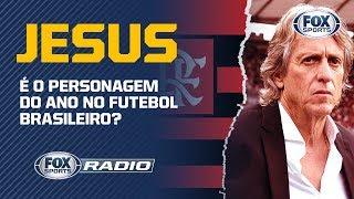 """JESUS É O PERSONAGEM DO ANO NO FUTEBOL BRASILEIRO? """"FOX Sports Rádio"""" debateu"""