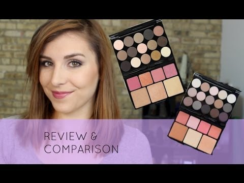 NYX Butt Naked Turn the Other Cheek Palette Review & Comparison | Bailey B.