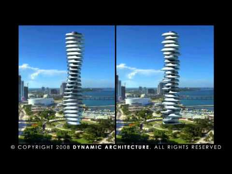 David Fisher Dynamic Architecture The Vision