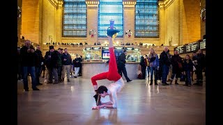 10 Minute Photo Challenge Thrills Crowd in Grand Central Terminal