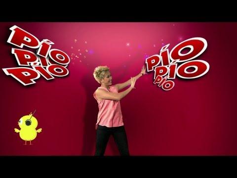 PULCINO PIO El Pollito Pio Official video tutorial