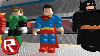 Roblox SUPERHERO TYCOON!! BE ANY SUPERHERO YOU WANT IN ROBLOX!!