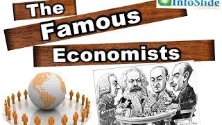 The Famous Economists(must watch)