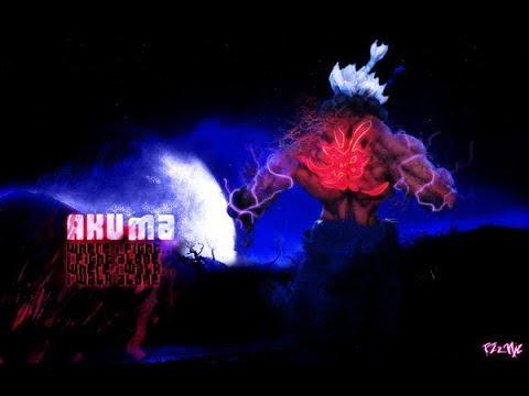 TEKKEN™7 - God Akuma vs Shin Akuma