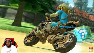 NEW DLC for Mario Kart 8 Deluxe!?!
