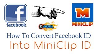 How To Convert FaceBook ID Into Miniclip ID | How to Convert | by | Technical Usman Ji |