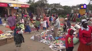 Tanzania - Market near Lushoto