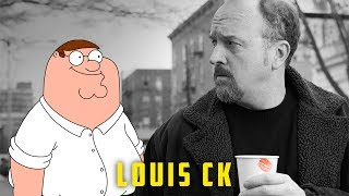 Louis CK - Family Guy, Comedy, Louie