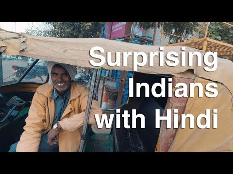 Xxx Mp4 Foreigner Surprising Indians With Hindi WARNING Smiles Galore 3gp Sex